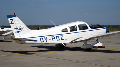 OY-POZ - Piper PA-28-151 Cherokee Warrior - Private
