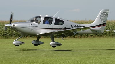 N411MX - Cirrus SR22-G3 Turbo - Cirrus Design Corporation