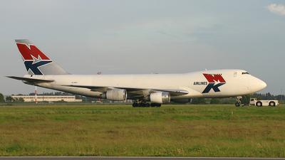 9G-MKP - Boeing 747-245F(SCD) - MK Airlines