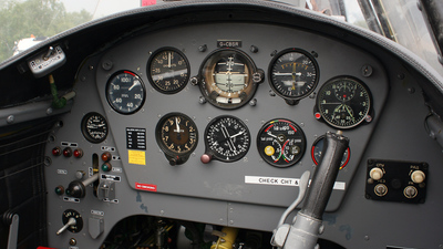 G-CBSR - Yakovlev Yak-52 - Fly Pegasus