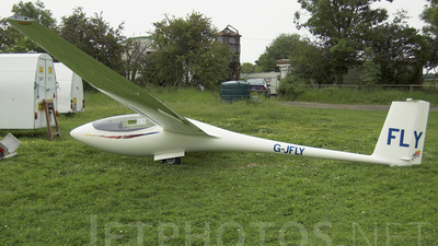 G-JFLY - Schleicher ASW-24 - Private