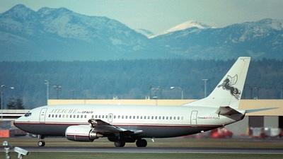 C-FCPJ - Boeing 737-317 - CP Air