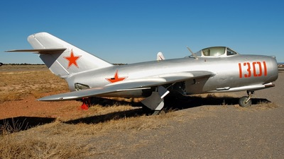 1301 - Mikoyan-Gurevich Mig-15 Fagot - Air Museum Planes of Fame