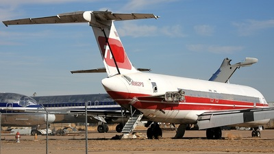 N982PS - McDonnell Douglas DC-9-31 - Trans World Airlines (TWA)