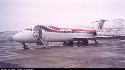 LV-WHL - McDonnell Douglas DC-9-32 - Austral Líneas Aéreas