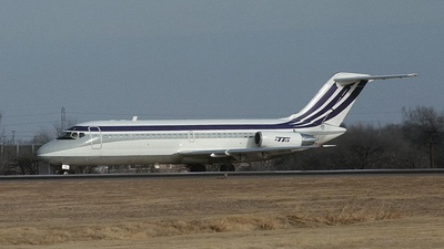 N15335 - McDonnell Douglas DC-9-14 - Trans-Texas Airways