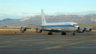TC-91 - Boeing 707-387B - Argentina - Air Force