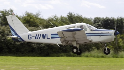 A picture of GAVWL - Piper PA28140 - [2824000] - © Wallace Shackleton