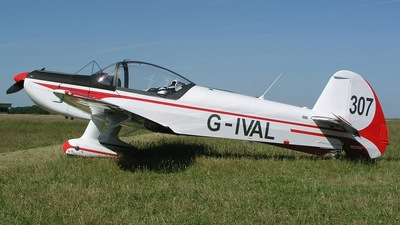 G-IVAL - Mudry CAP-10B - Private