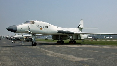 76-0174 - Rockwell B-1A Lancer - United States - US Air Force (USAF)