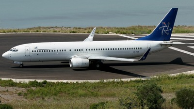 EI-DGZ - Boeing 737-86N - Futura International Airways