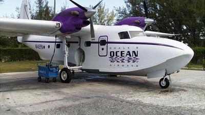 N142PA - Grumman G-73T Turbo Mallard - Chalk's Ocean Airways