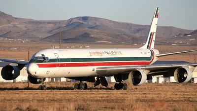 N870TV - Douglas DC-8-73(F) - Emery Worldwide