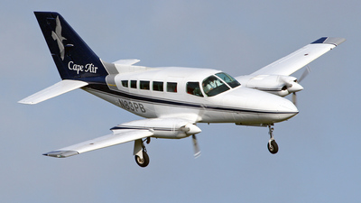 N83PB - Cessna 402C - Cape Air