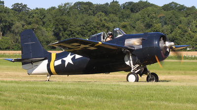 NL909WJ - General Motors FM-2 Wildcat - Private