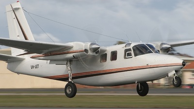 VH-LET - Aero Commander 500S - General Aviation Maintenance (GAM)