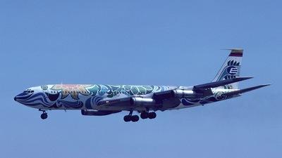 HC-BCT - Boeing 707-321B - Ecuatoriana de Aviación