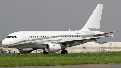 F-WWDJ - Airbus A318-112(CJ) Elite - JetAlliance