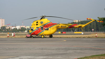 SP-WXM - PZL-Swidnik Mi-2 Hoplite - Lotnicze Pogotowie Ratunkowe