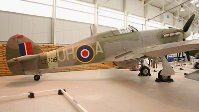 LF738 - Hawker Hurricane Mk.IIC - United Kingdom - Royal Air Force (RAF)