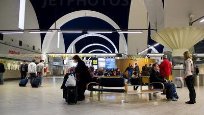 LEZL - Airport - Terminal