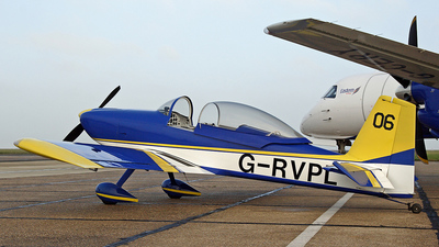 G-RVPL - Vans RV-8 - Private