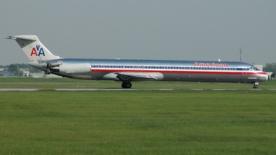 N470AA - McDonnell Douglas MD-82 - American Airlines