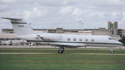 N21NR - Gulfstream G-III - Private
