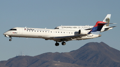 N604SK - Bombardier CRJ-701ER - Delta Connection (SkyWest Airlines)