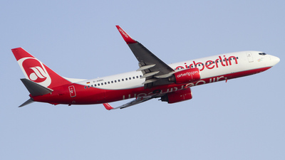 D-ABBC - Boeing 737-86J - Air Berlin