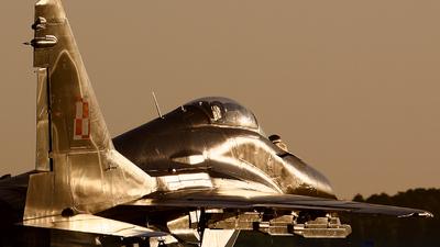 4121 - Mikoyan-Gurevich MiG-29G Fulcrum - Poland - Air Force