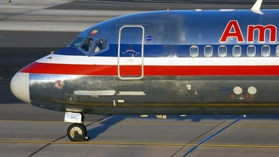 N226AA - McDonnell Douglas MD-82 - American Airlines