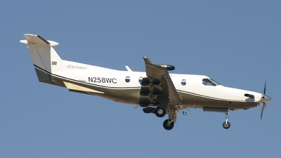 N258WC - Pilatus PC-12/45 - Westward Airways