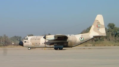 1213 - Lockheed C-130H Hercules - United Arab Emirates - Air Force