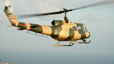 FAD3063 - Bell UH-1H Huey - Dominican Republic - Air Force