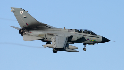 ZA552 - Panavia Tornado GR.4 - United Kingdom - Royal Air Force (RAF)