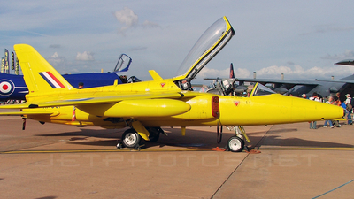 G-MOUR - Folland Gnat T.1 - Private