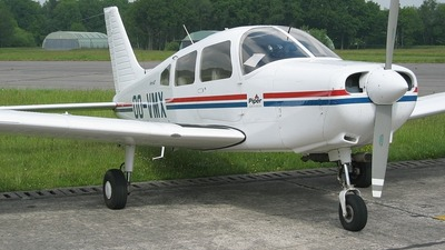 OO-VMX - Piper PA-28-161 Warrior III - Aero Club - Ursel