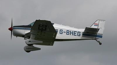 A picture of GBHEG - Jodel D150 Mascaret - [46] - © Paul Chandler