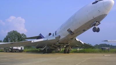 N118FE - Boeing 727-25C - FedEx
