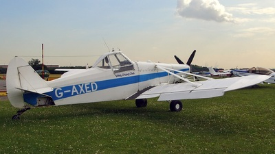 A picture of GAXED - Piper PA25235 Pawnee - [253586] - © Martin Stephen