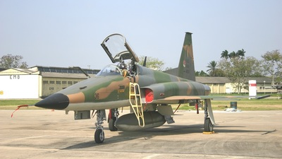 FAB4836 - Northrop F-5E Tiger II - Brazil - Air Force