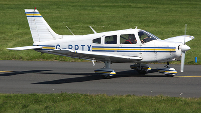 A picture of GBRTX - Piper PA28151 - [287615085] - © Ian Howat