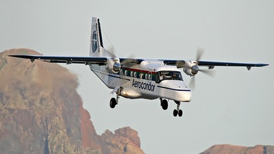 CS-AYT - Dornier Do-228-201 - Aerocondor