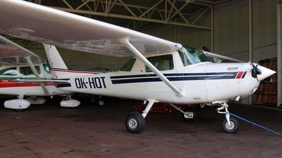 A picture of OKHOT - Cessna 152 - [15285824] - © Robert Kolek - lojza