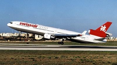 HB-IWG - McDonnell Douglas MD-11 - Swissair Asia