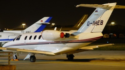D-IHEB - Cessna 525 CitationJet 1 - Fortuna Werbung