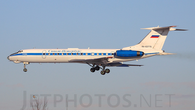 RA-63775 - Tupolev Tu-134A - Russia - Air Force