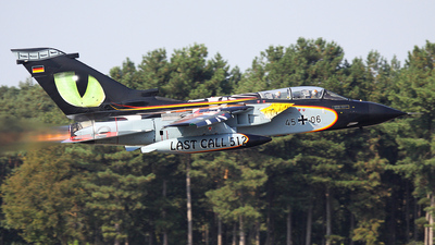 45-06 - Panavia Tornado IDS - Germany - Air Force