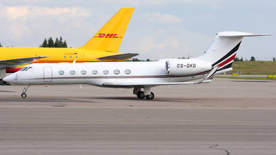 CS-DKD - Gulfstream G550 - NetJets Europe